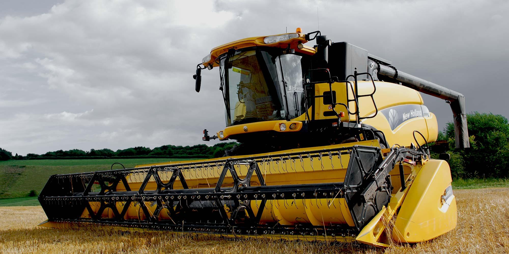 Agrarmotiv-Header